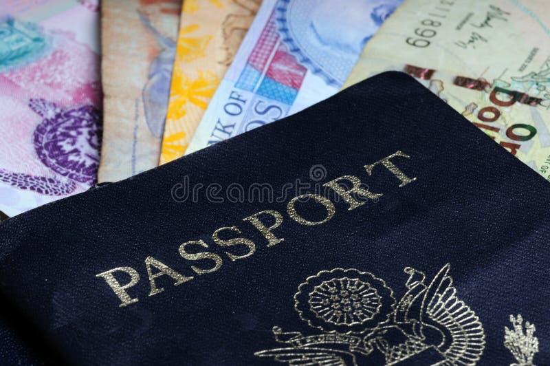 Weltreisender stockbild