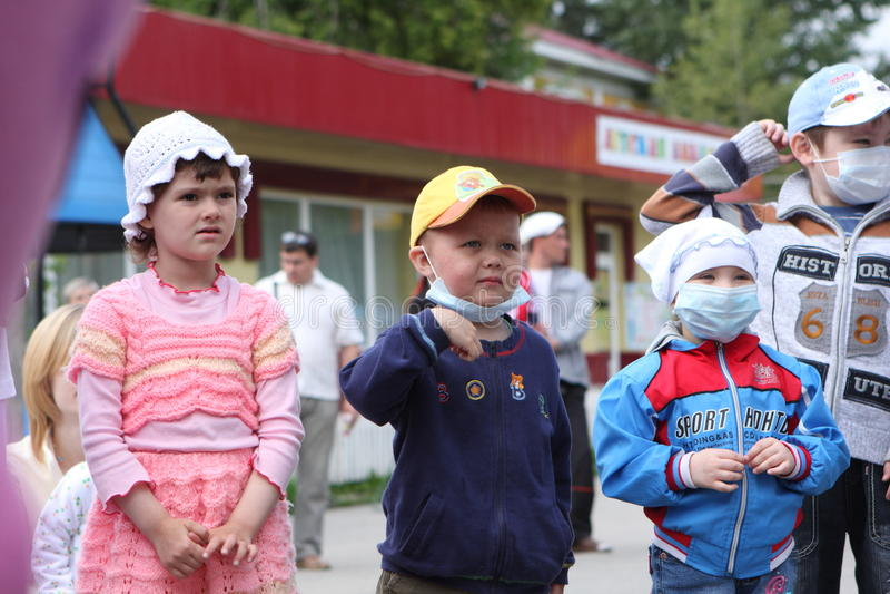 Welzijn voor kinderen royalty-vrije stock afbeelding
