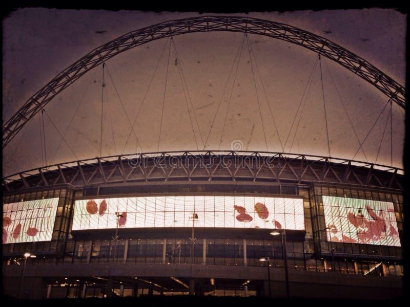 Wembley stock afbeelding