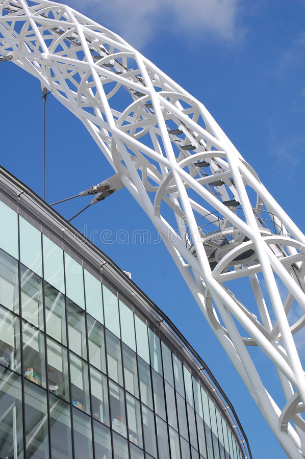 Wembley imagenes de archivo
