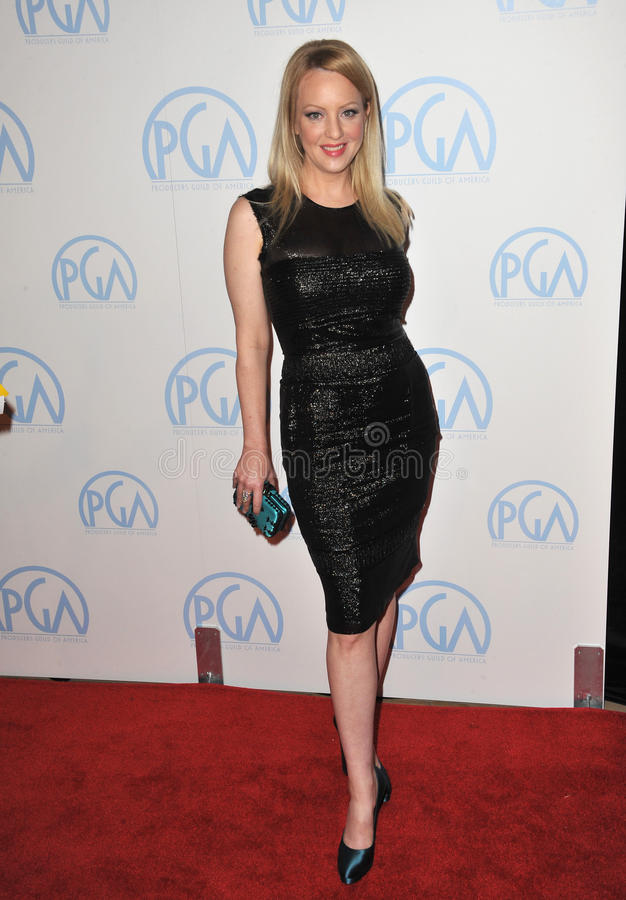 Download Wendi McLendon-Covey editorial photography. Image of 2012 - 23040747