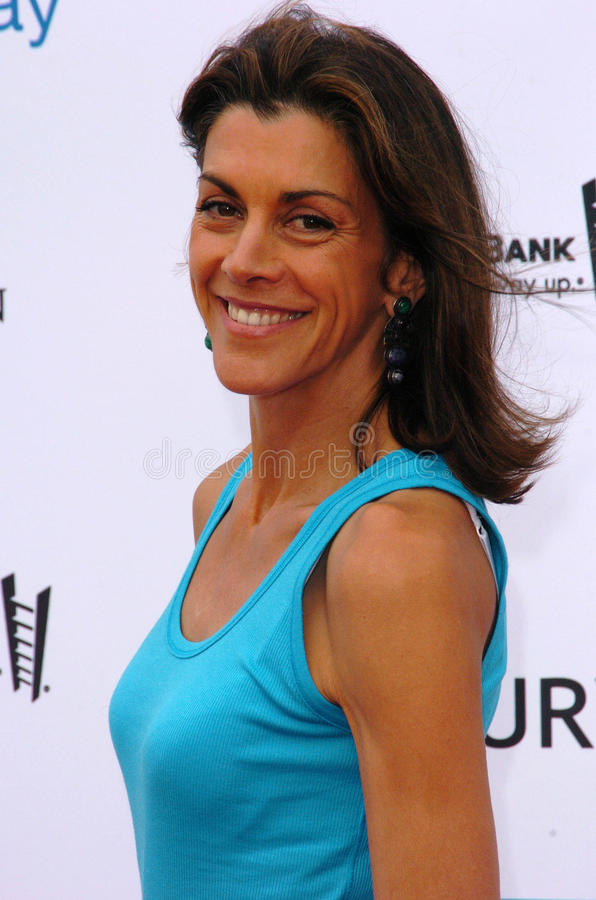 Wendie Malick. At the Heal The Bay 20th Anniversary Annual Dinner, The Beach, Santa Monica, CA 06-02-05 stock photography