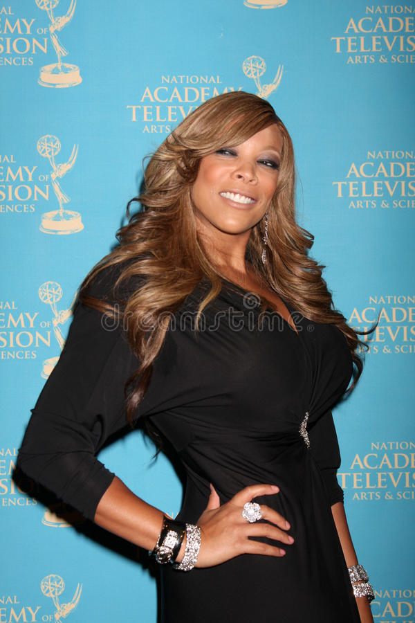 Wendy Williams imagem de stock royalty free