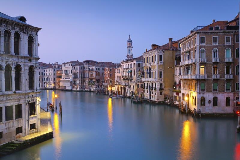 Wenecja. obrazy royalty free