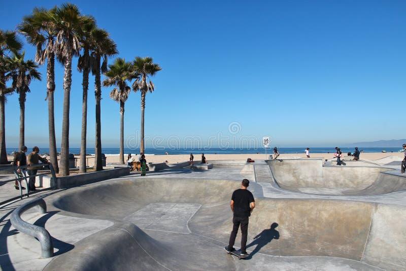 Wenecja, Kalifornia zdjęcia stock