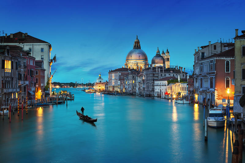 Wenecja miasto obrazy royalty free