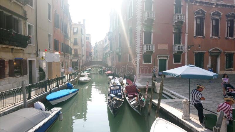 Wenecja na Wrześniu zdjęcia royalty free