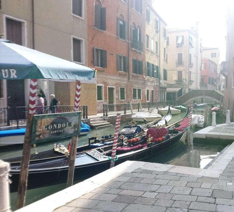 Wenecja na Wrześniu zdjęcie royalty free