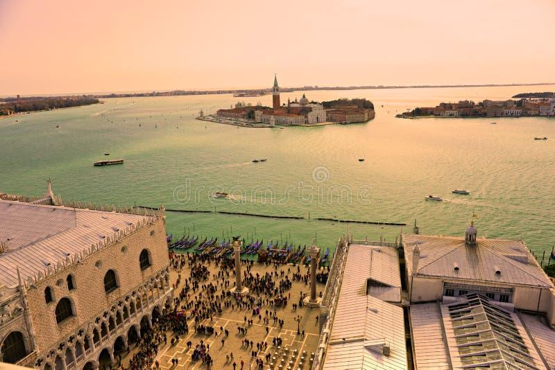 Wenecja, San Marco. obrazy stock