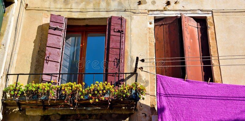 Wenecja Venezia W?ochy zdjęcia royalty free