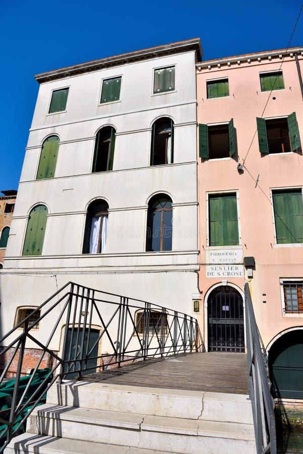 Wenecja Venezia W?ochy fotografia stock