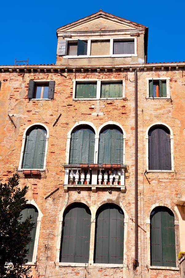 Wenecja Venezia W?ochy obrazy royalty free