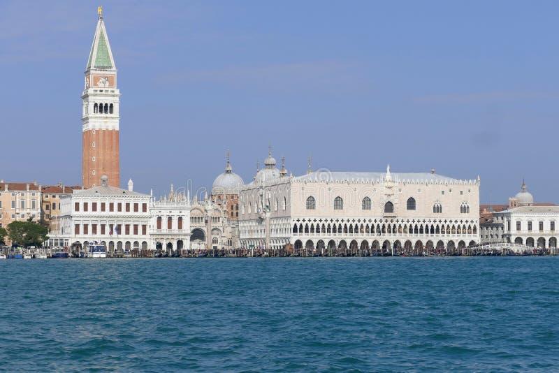 Wenecja Włochy fotografia royalty free