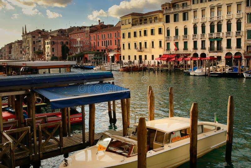Wenecja Włochy obrazy royalty free