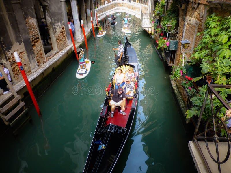 Wenecja Włochy obraz stock