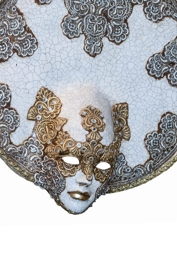 Wenecka maska fotografia stock