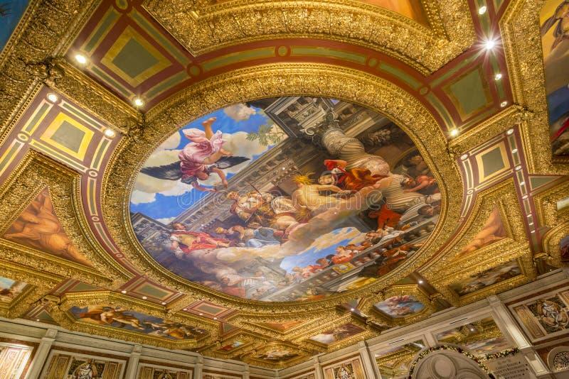 Wenecki hotelowy obraz obraz stock