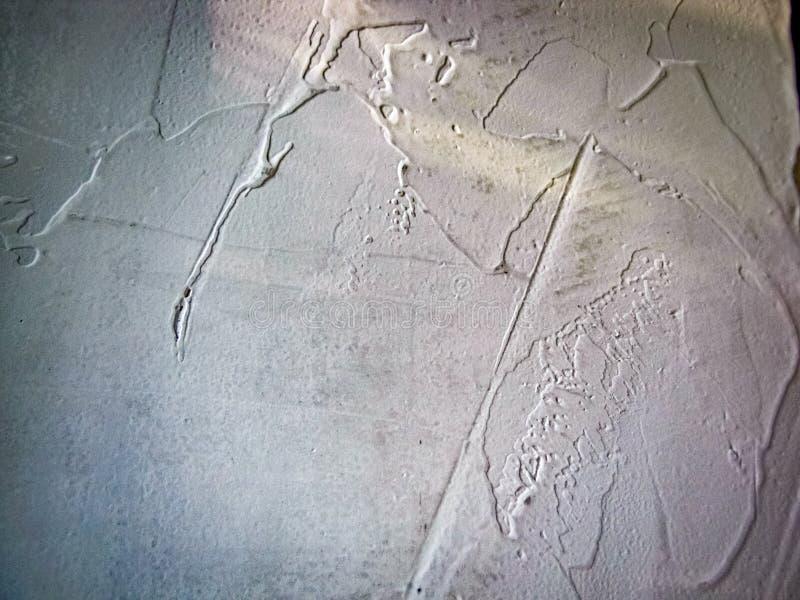 Wenecki textured tynk bezszwowa konsystencja Podstawowa warstwa zdjęcie stock