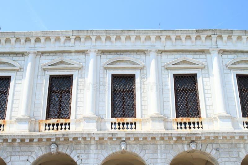 Wenecki więzienie zdjęcia royalty free