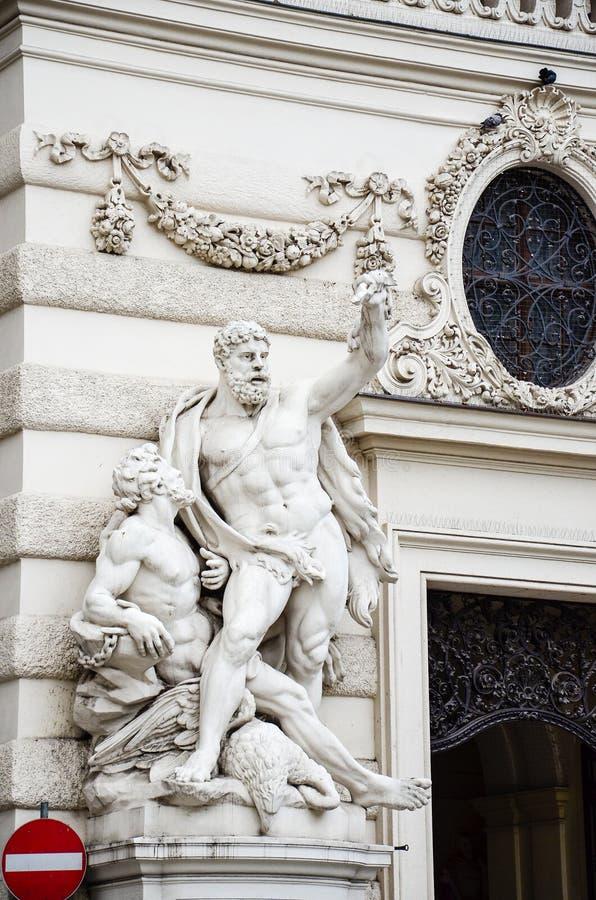 Wenen, Oostenrijk stock afbeelding