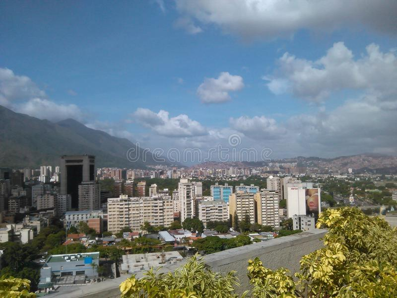 Wenezuela, Caracas - Este zdjęcie stock