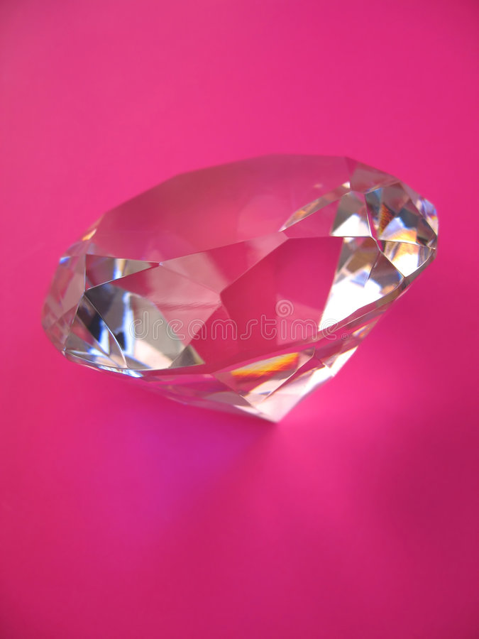Wens 2 van de diamant royalty-vrije stock fotografie