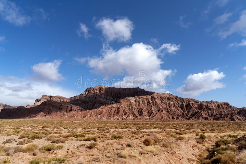 Wensu Grand Canyon im Herbst lizenzfreie stockfotografie