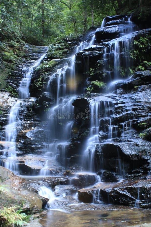 Wentworth Falls photo libre de droits