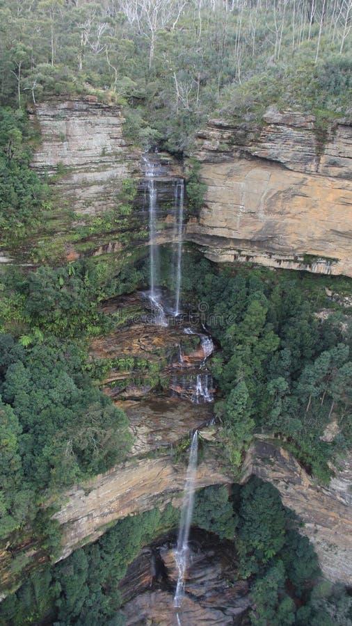 Wentworth wody spadki zdjęcie royalty free