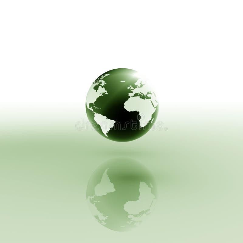 Wereld vector illustratie