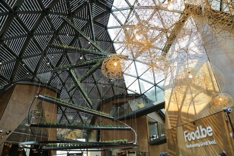 Wereld Expo Milaan royalty-vrije stock afbeelding