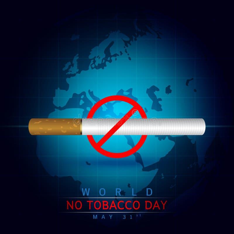 Download Wereld Geen Tabaksdag redactionele stock afbeelding. Illustratie bestaande uit quit - 54083609