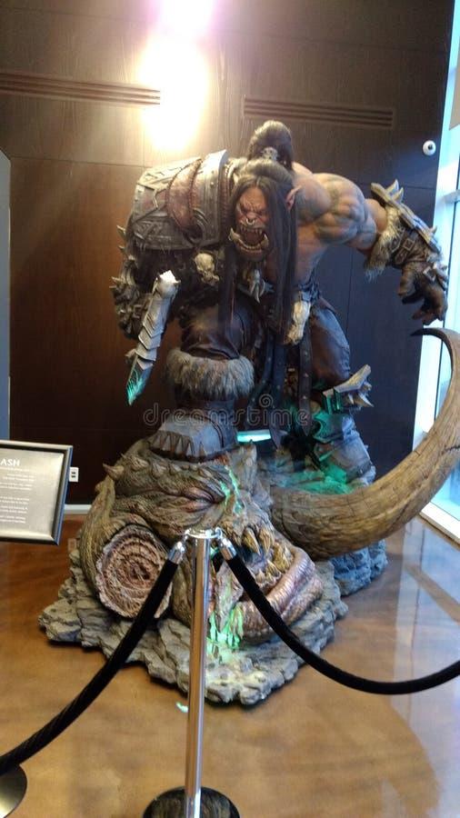 Wereld van Warcraft stock afbeelding
