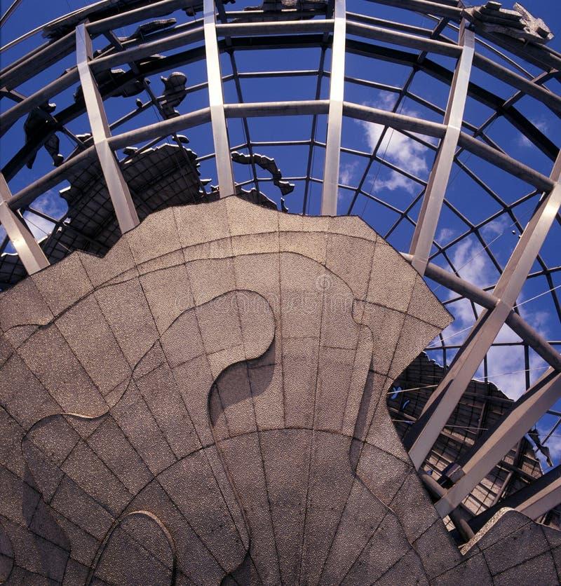 Werelden Eerlijke Unisphere royalty-vrije stock fotografie