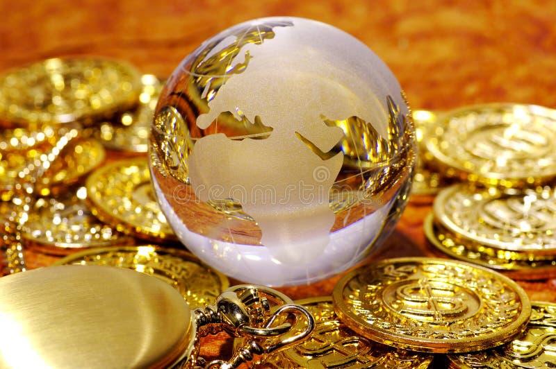 Wereldmarkten royalty-vrije stock foto's