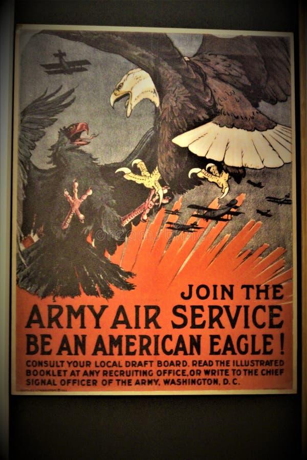 Wereldoorlog Twee Propaganda stock fotografie