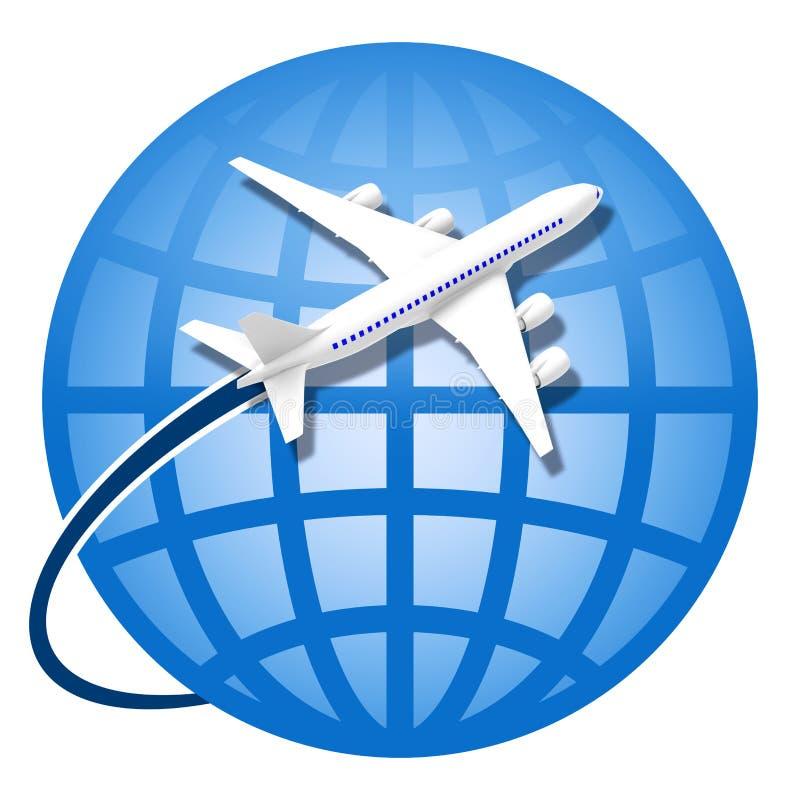 Wereldwijd reizend stock foto's