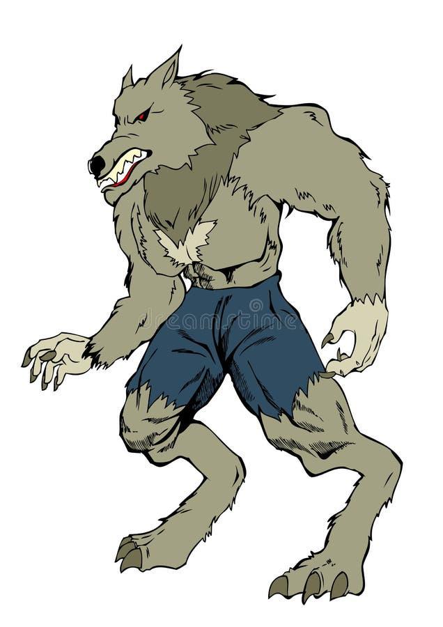 Werewolf Stock Images