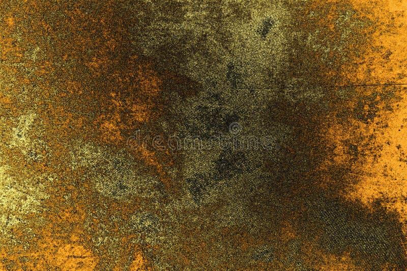 Werkelijk roestige & grungy textuur royalty-vrije illustratie