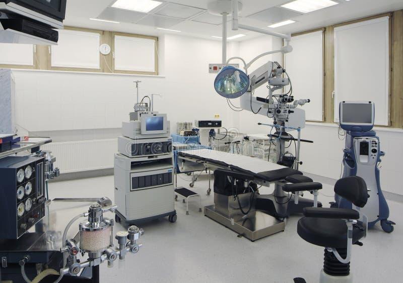 Werkende ruimte - Tandchirurgie stock foto's