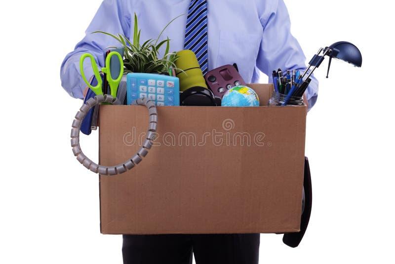 Werkloosheid stock foto's