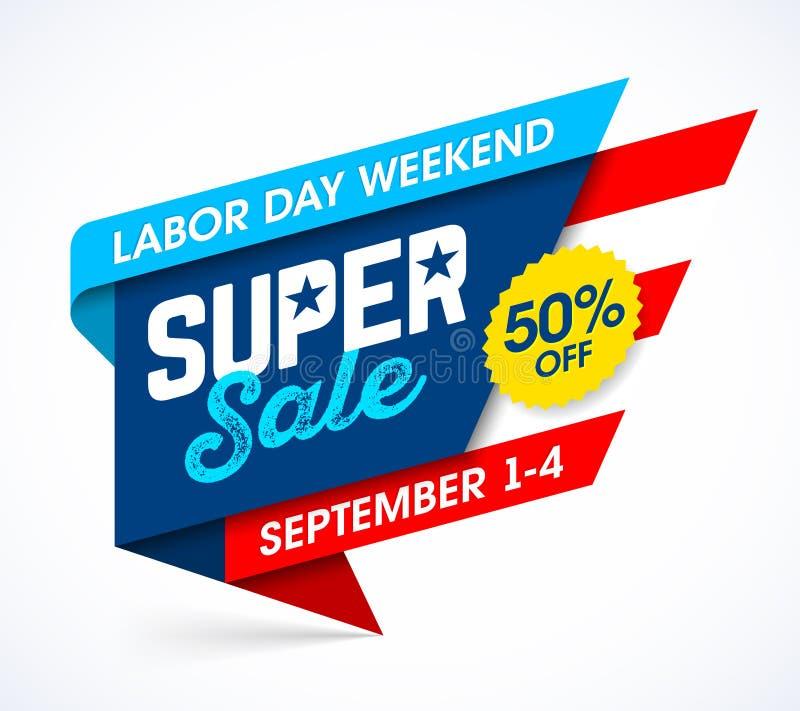 Download Werktags-Wochenenden-Superverkauf Vektor Abbildung - Illustration von markierungsfahne, celebrate: 96933984
