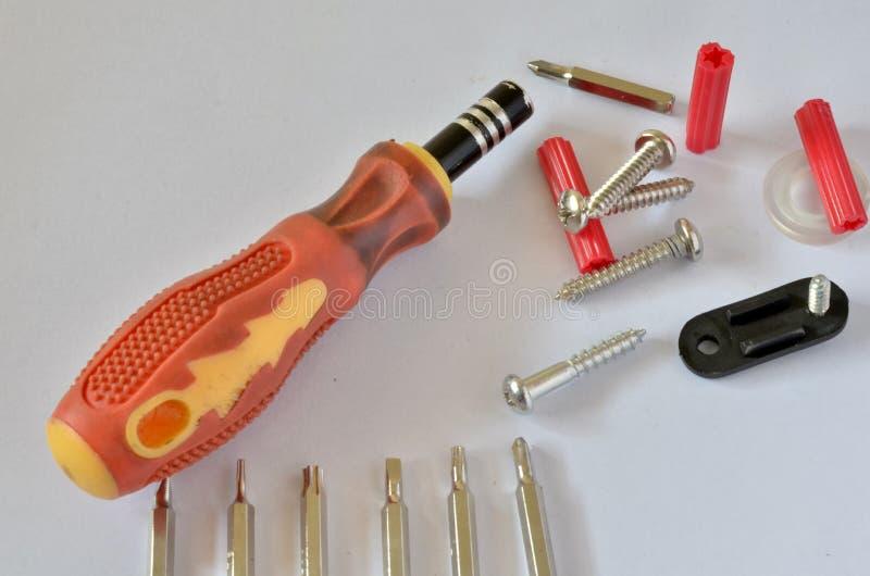 Werkzeuge Chang stockbilder