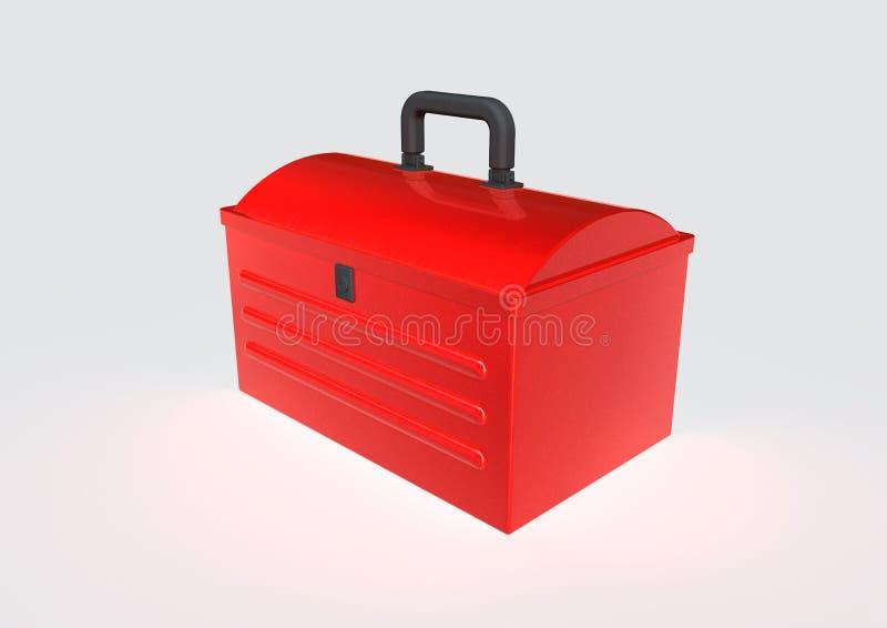 Werkzeugkasten lizenzfreie abbildung