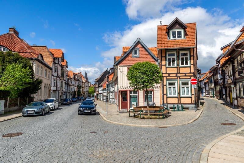 Wernigerode Германия стоковые фотографии rf