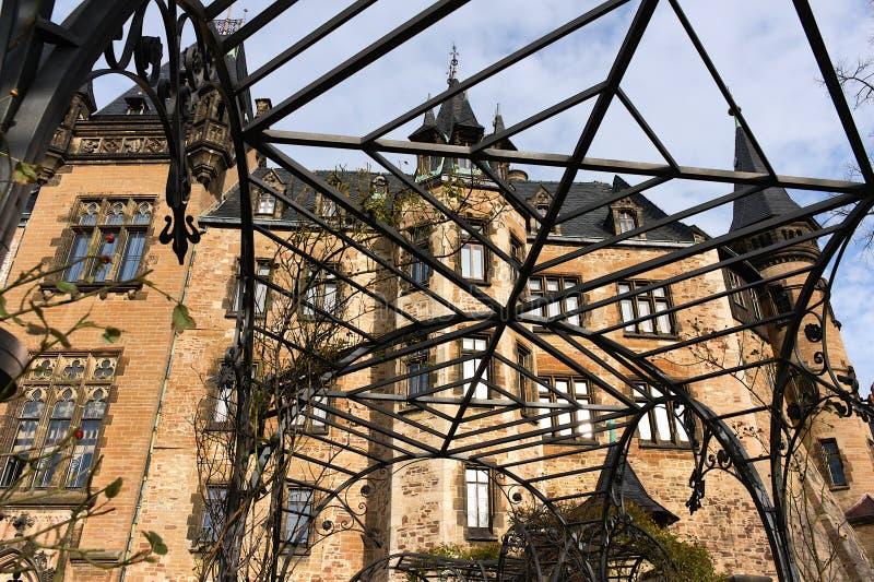 Wernigerode - kasztel - II - zdjęcia royalty free