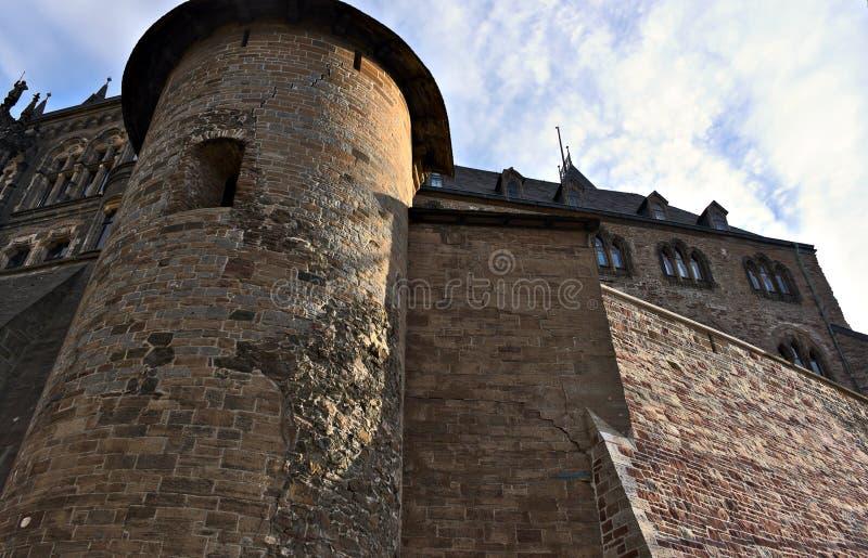 Wernigerode - kasztel - VII - obrazy royalty free