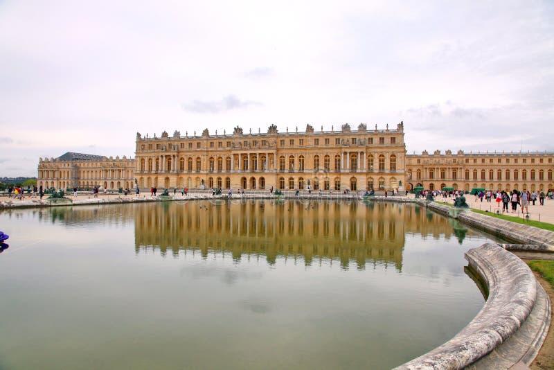 Wersal pałacu obrazy royalty free
