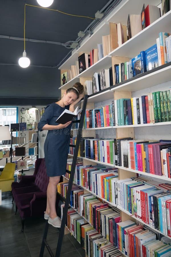 Wertvolles Buch Buchhandlungskonzept Forum von Verlegern veröffentlichen stockfoto