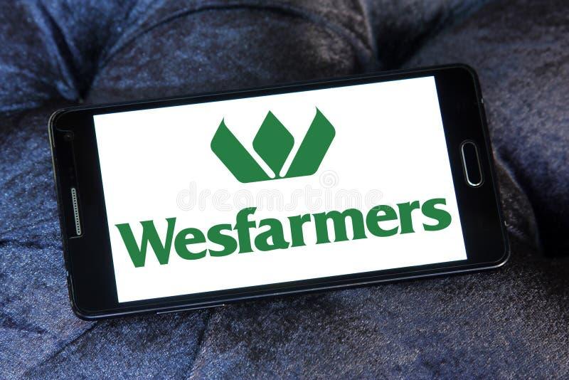 Wesfarmers zlepku logo obrazy stock